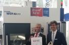 현대위아 'XF2000' 유럽 최고 권위 공작기계상 국내 첫 수상