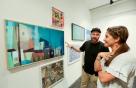 삼성 '더 프레임', 런던디자인 페스티벌서 '아트' 전시