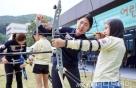 현대모비스 양궁 활용 사회공헌 활동 나서..양궁교실 개최