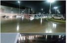 기아차 멕시코공장 야적장, 폭우로 약 100대 침수