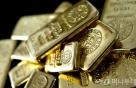 금값 하락....분기로는 3.6% 상승