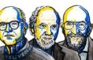 노벨물리학상, '중력파 검출' 킵손·라이너 바이스 등 3명 공동수상(2보)