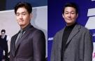 """유지태·박성웅, 무채색 패션…""""우리가 바로 아재파탈"""""""