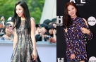 '야구 여신' 최희·공서영, 공식석상 패션코드는 '섹시'
