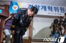 경찰, 백남기 사건 관련자 인사조치·징계절차 진행