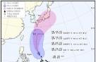 태풍 '란' 경로, 일본 오키나와로… 한반도 비켜가