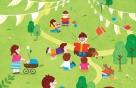 종로구, '2017 책 읽는 종로 도서관 축제'…숲속 책 놀이터