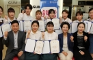 구미대, 학생 커피대회 전원 수상