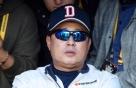 "[PO4] 김태형 감독 ""이런 난타전 시리즈는 처음이다"""