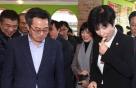 """카페거리 찾은 김동연 """"일자리 안정자금, 사업주가 꼭 신청해달라""""(종합)"""