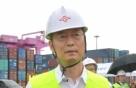 백운규 산업부 장관, 포항 지진에 월성 원전 긴급 현장점검