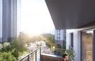 '높은 천정고, 테라스' 등 아파트 저층 특화 설계 눈길