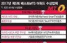 [알림]2017 베스트MTS 어워드, 한국투자증권 대상