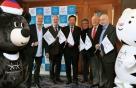 신동빈 회장, FIS회의서 평창올림픽 글로벌 홍보