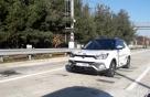 쌍용차 티볼리 에어 기반 자율주행車 기술 시연 성공