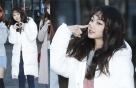 '구구단' 미나, 출근길 패션으로 선택한 옷은?
