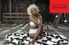 비욘세 동생 솔란지 노울스, '캘빈 클라인' 광고 찍었다