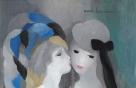 佛 대표 여성화가 '마리 로랑생'을 재발견하다