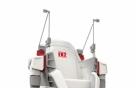 KAIST 탑승형로봇 'FX-2' 첫 공개…평창 성화 주자로 나서