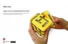 '3차원 장난감 큐브·맷돌형 식재료 손질기' UNIST 디자인 쇼 개최
