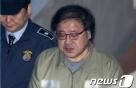 검찰, '박근혜 참모' 안종범에 징역 6년·벌금 1억원 구형(속보)