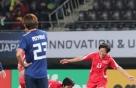 [지바 on Air] '최강' 북한 女축구, 일본 2-0 완파 '3연패'… 김윤미 득점왕