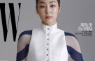 """'영원한 여왕' 김연아, 패션지 표지 장식…""""남다른 아우라"""""""