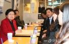 정현백 장관, 알바 청소년·사업주 만나 최저임금 의견 듣는다