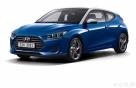 현대차 신형 벨로스터 본격 판매..2135만~2430만원