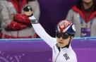 넘어져도 포기하지 않는 불굴의 서이라, 동메달 획득
