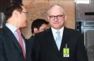 """베리 엥글 GMI 사장 """"한국시장 머물고 싶다. 단 대형투자, 회생계획 전제돼야"""""""