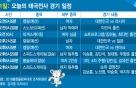 21일 평창동계올림픽 <오늘의 경기>