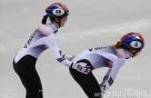 여자 쇼트트랙 대표팀, 3000m 계주 금메달…올림픽 2연패(속보)