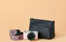 캐논, 'EOS M100 핑크 X 콰니' 콜라보 패키지 출시
