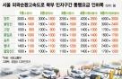 서울 외곽순환 북부 구간 요금 최대 33% 내린다