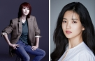 배우 김혜수 김태리 '클라우드' 새 뮤즈로