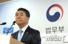 장인종 법무부 감찰관 열흘만에 사표 수리…非검사 기용 주목