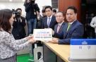 '대여 압박' 수위 높이는 野3당…특검법·국정조사요구서 공동 제출