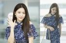 레드벨벳 예리, 오프숄더 원피스 입고 봄 분위기 '물씬'