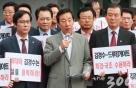 '특검 관철' 사활 건 野…남북정상회담 전야 '정권심판론' 불씨