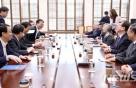 임종석 등 남북회담 리허설 진행…'첫 만남' 군사분계선 체크
