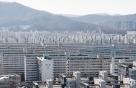서울 재건축 아파트값 4주째 하락…전세가율 60% 붕괴