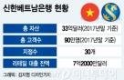 [단독]신한베트남은행, 하반기 일반인 신용대출 시장 진출