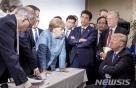 """메르켈 """"美 G7 공동선언 철회 유감…EU, 보복관세 취할 것"""""""