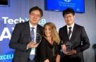 SKT·KT, 글로벌 무대서 5G 기술력 인정받아(상보)