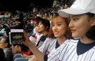 LGU+ 농아인 야구 활성화 기부 참가자…100만 돌파
