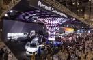 르노삼성 부산모터쇼 전시장에 60만명 방문..'브랜드 체험'