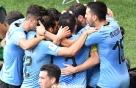 [월드컵] A조 우루과이·러시아 16강 진출 확정, 사우디·이집트 탈락