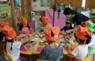 장흥어린이급식관리지원센터, 건강한 꼬마요리사 운영