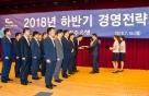 광주은행, 하반기 경영전략회의 개최